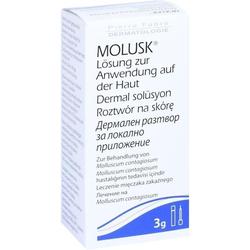 MOLUSK Lösung zur Anwendung auf der Haut 3 g
