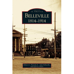 Belleville als Buch von Robert C. Fietsam/ Jack Le Chien/ Judy Belleville