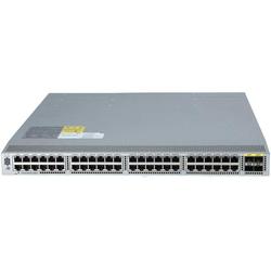 Cisco - N3K-C3048TP-1GE - Nexus 3048TP-1GE - Switch - Nexus 3048TP-1GE 1RU 48 1GE and 4 10GE por