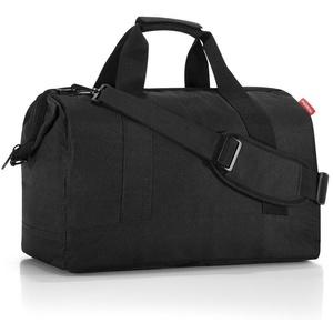 REISENTHEL® Reisetasche, reisenthel Reisetasche Sporttasche Weekender allrounder L Hebammenkoffer 30L schwarz