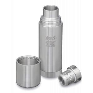 Klean Katneen - Thermal Kanteen - Thermo Flaschen (500ml, Edelstahl gebürstet)