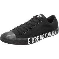 Converse Chuck Taylor All Star We are not Ox black, 42