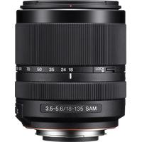 Sony DT 18-135mm F3,5-5,6 SAM (SAL18135)