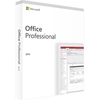 Microsoft Office 2019 Professional Win, Multilingual (269-17068)