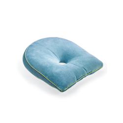 Avena Herren Komfort-Keilkissen Blau 1