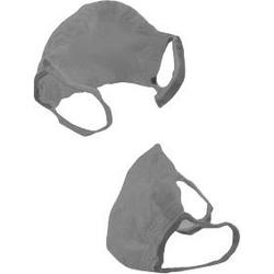 GOFORM Mund-Nasen-Maske, (Packung, 2-tlg) grau