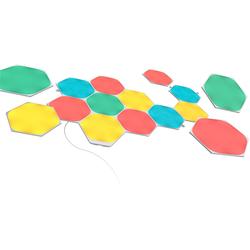nanoleaf LED Panel Nanoleaf Shapes Hexagons Starter Kit - 5 PK