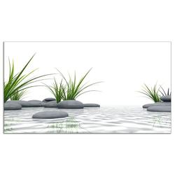 Artland Küchenrückwand 3 D Steine, (1-tlg) 110 cm x 60 cm x 0,3 cm