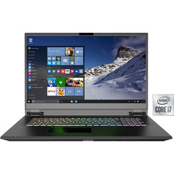 XMG PRO 17 - E20 Notebook (43,94 cm/17,3 Zoll, Intel Core i7, GeForce RTX™ 2070, 1000 GB SSD)
