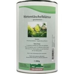 HIRTENTÄSCHELBLÄTTER TEE, 200 G