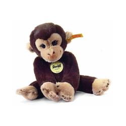Steiff Kuscheltier Steiff Affe Koko dunkelbraun 25 cm