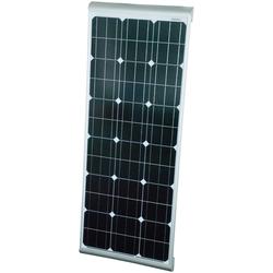 Phaesun Solarmodul Sun Plus 120 Aero, W, 12 VDC silberfarben Solartechnik Bauen Renovieren