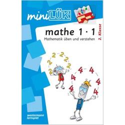 LÜK minimathe 1x1 Mathematik üben und verstehen 225
