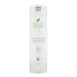 CWS ComfortLine Ecosense Body & Hair Duschgel, Dusch- und Seifencreme mit qualitativ hochwertigen Inhaltsstoffen, 1 Karton = 30 x 300 ml Kartuschen
