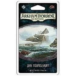 Arkham Horror  Das Kartenspiel - Das Teufelsriff (Spiel-Zubehör)