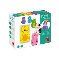 Goula Puzzle Puzzles bis 500 Teile GOU-55234, 12 Puzzleteile