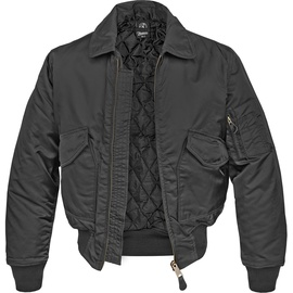 Brandit Textil CWU Bomberjacke schwarz 3XL