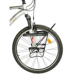Zefal Fahrrad-Gepäckträger Lowrider Zefal Raider F schwarz/matt, 26-28', Alu,