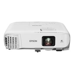 EPSON EB-990U mobiler LCD Beamer 3800 Lumen