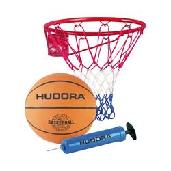 Hudora Basketballkorb Basketball Set Slam It