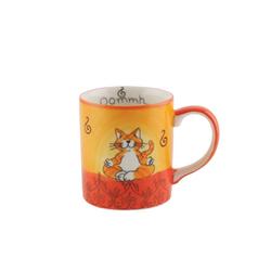 Mila Becher Mila Keramik-Becher Oommh Katze, MI-80038