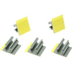 EXTRON Modellbau X7061-9 U-Clip Kabelhalter (Ø) 9mm 5St.