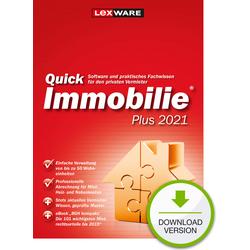 Lexware QuickImmobilie 2021 Plus