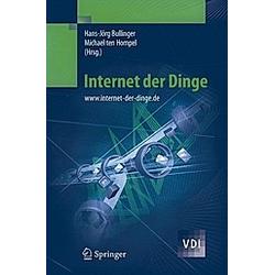 Internet der Dinge. Hans-Jörg Bullinger  - Buch