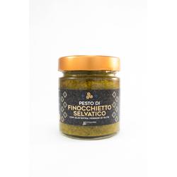 Wildes Fenchel-Pesto, Glas, 180 g - Komoosee