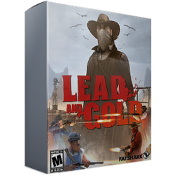 Lead and Gold: Gangs of the Wild West Steam Gift GLOBAL