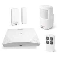 Technaxx WiFi Smart Alarmanlage Starter-Kit TX-84