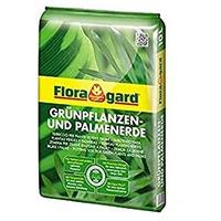 Floragard Grünpflanzen- und Palmenerde 10 l