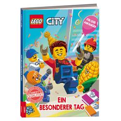 LEGO® City - Ein besonderer Tag: Buch von