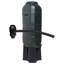 ONDIS24 Regentonne Regentonne Wassertonne Gieswasserbehälter Regenbehälter, für Balkone und Terrasse, 100 Liter, 100 l