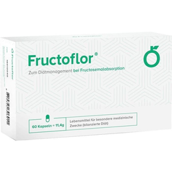 Fructoflor bei Fructosemalabsorption