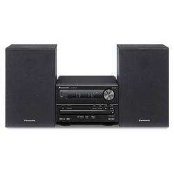 Panasonic SC-PM250EG-K Stereoanlage Bluetooth®, CD, USB, 2 x 10W Schwarz