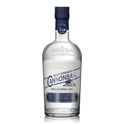 Edinburgh Cannonball Gin 0,7L (57,2% Vol.)