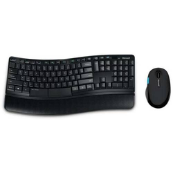 Keyboard & Mouse Microsoft Sculpt Comfort Desktop 2.4 GHz