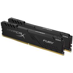 HyperX 32 GB 3.200 MHz DDR4 CL16 DIMM (Set mit 2) 1 R x 8 HyperX FURY Black