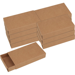VBS Aufbewahrungsbox Streichholzschachteln, XL, 12 Stück