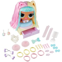 MGA Entertainment L.O.L. Surprise OMG Styling Head- Candylicious