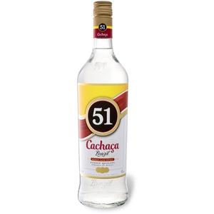 51 Pirassununga Cachaca 40% Vol