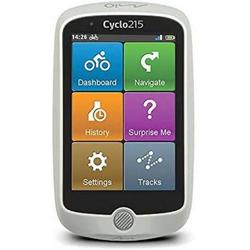 Mio Fahrradnavigationsgerät, 8,89 cm(3,5),ANT+ Sensor Navigationsgerät (Cyclo 215 HC Full Europe)