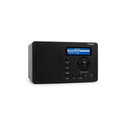 Auna IR-130 Radio Internetradio W-LAN Streaming schwarz Internet-Radio (Internetradio, WLAN)