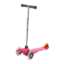 Mini Micro pink Tretroller Kinder Scooter