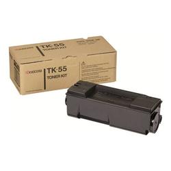 Kyocera TK 55 - Schwarz - Original - Tonerpatrone - für FS-1920, 1920D, 1920D/KL3, 1920DN, 1920DN/KL3, 1920DTN, 1920N, 1920T, 1920TN