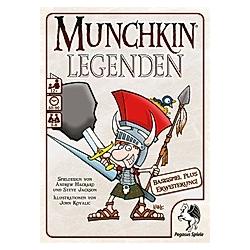 Munchkin Legenden 1 + 2 (Kartenspiel)