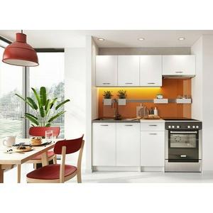 Küchenmöbel Lema Komplett Einbauküche Küche-Set Küchenblock Küchenzeile M24