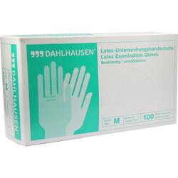 Handschuhe Latex Ungepudert Größe M