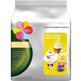 TASSIMO Jacobs Caffè Crema Classico XL 16 T Discs